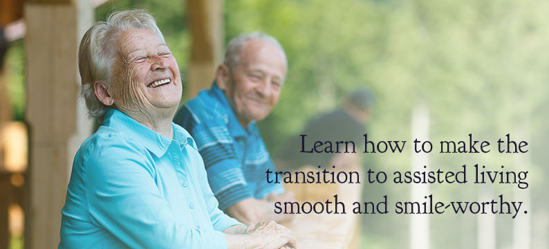 Learn how to begin the conversation about assisted living